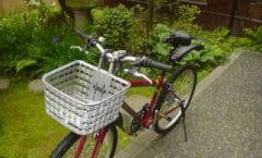 私は 今 自転車が あります – J'ai un vélo