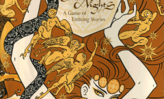 A thousand and one nights – a game of enticing stories