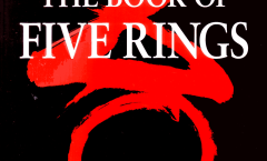 The book of five rings (五輪書)