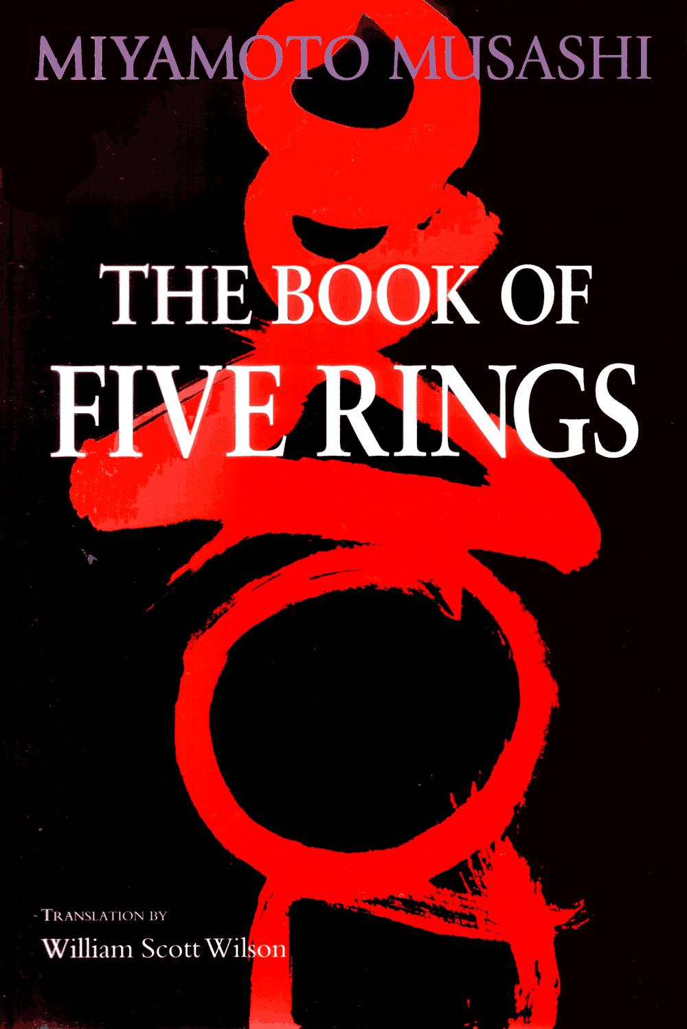 MyamotoMusashiThe book of five ringsTranslation by William Scott Wilson