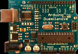Arduino Duemilanove