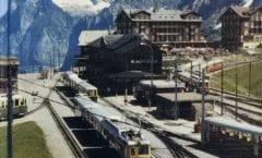 Gares de Suisse