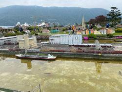 Swiss Miniatur – Port de Bâle
