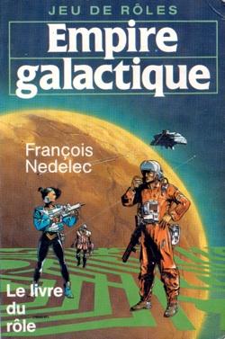 Empire Galactique - François Nedelec