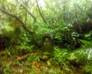 Un petit temple à Hakoshi