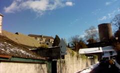 スイスで雪が降っていました / Back in Switzerland