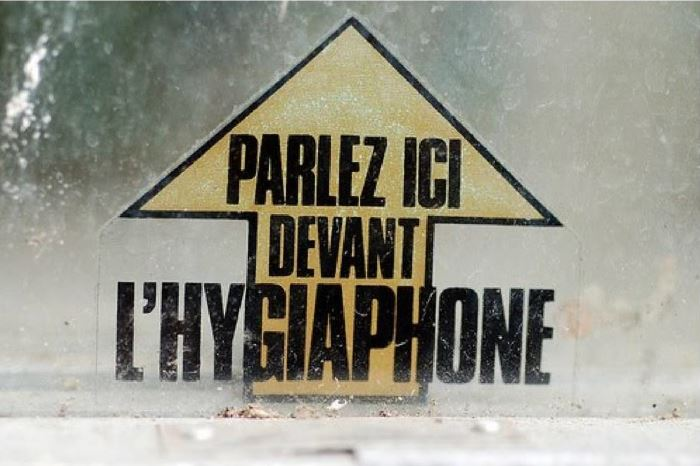 Instructions Hygiaphone