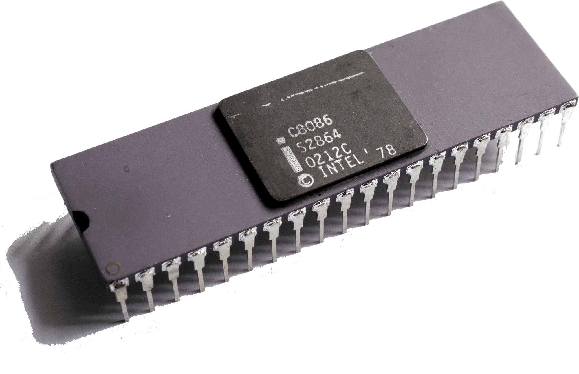 Processeur Intel 8086