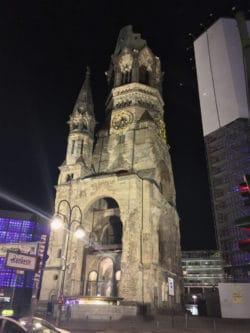 Église du Souvenir de Berlin – Kaiser-Wilhelm-Gedächtniskirche
