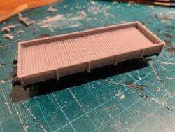 Wagon Märklin 4503 avec une caisse en impression 3D