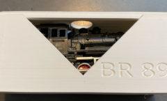Un boitier pour la BR89 de Märklin