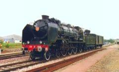 Le nom des locomotives à vapeur