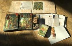 Matériel Rêve de Dragon pour la souscription Épées
