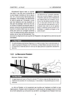 Latex page layout for the Ringstadt city
