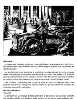 Capture d'écran de la mise en page du supplément pour Tigres Volants Ringstadt