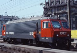 Locomotive SBB Re 4/4 IV 10101