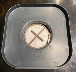 Bague pour pot à compost Stöckli 5 litres