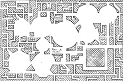 Carte de la ville de Synchrone