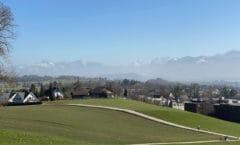 Genève n'a pas d'Oberland…