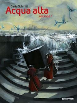 Couverture de l'Album «Acqua Alta» épisode 1 par Daria Schmitt