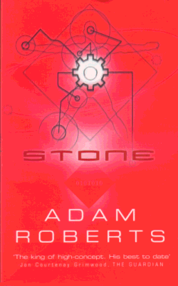 Adam Robert - Stone - Cover