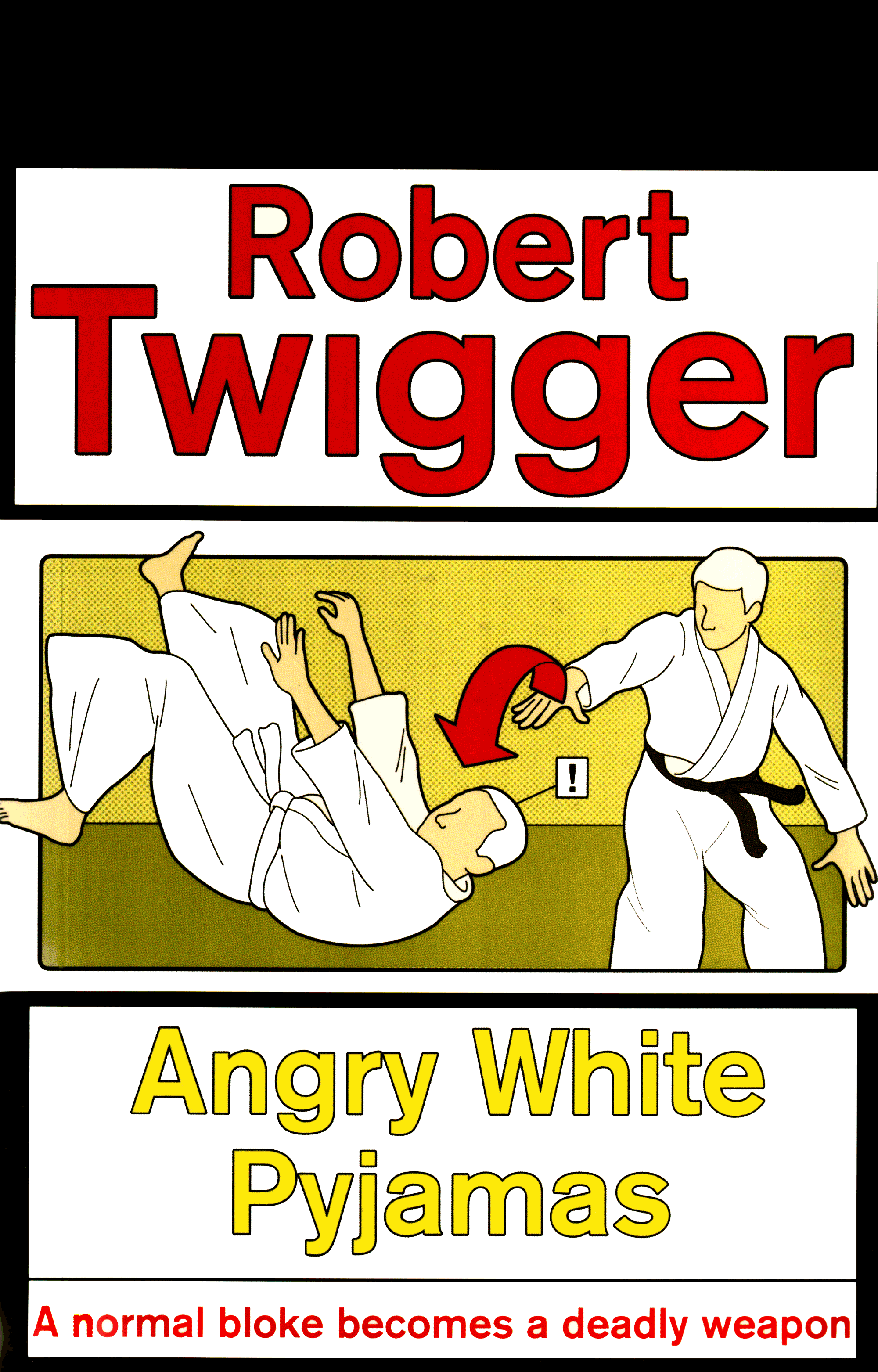 Angry White Pyjamas