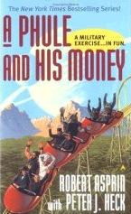 Cover - A Phule and His Money - Robert Asprin & Peter J. Heck