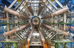 Atlas Detector - ⓒ CERN - Creative Commons Attribution 2.0 Generic