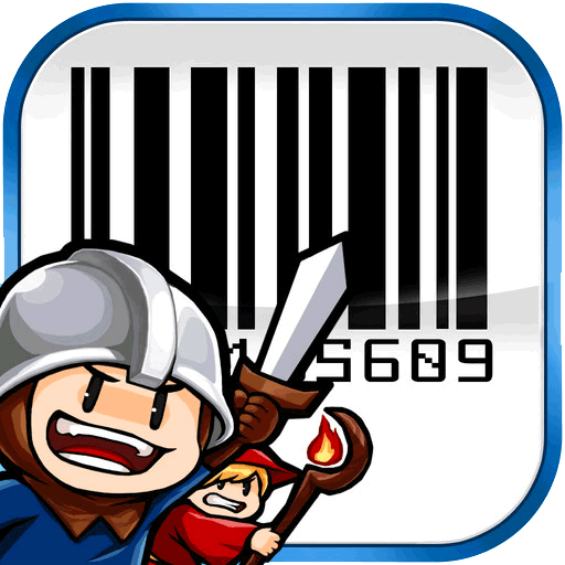 Icon of the Barcode Kingdom Game