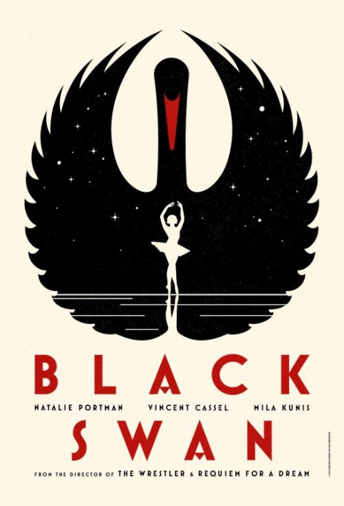 Black Swan – Movie Poster
