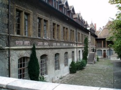 Collège Calvin – Aile Sud – © Creative Commons