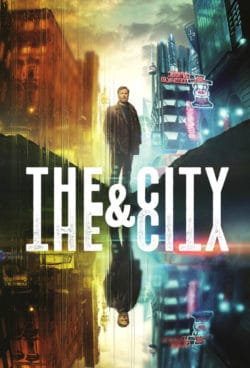 Poster for the City & the city tv-show