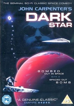 DVD Cover of John Carpenter's Dark Star