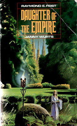 Daughter of the Empire – Cover by Geoff Taylor