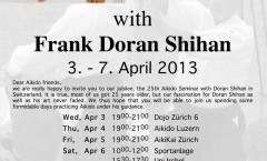 Doran Shihan / 動羅師範 2013