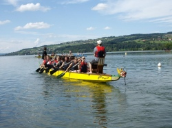 Google Zürich Offsite - Dragonboat