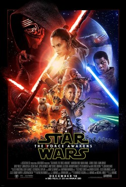 Star Wars – The Force Awakens – Poster