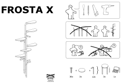 Frosta X fake Ikea instructions