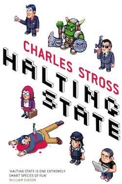 Charles Stross &x13; Halting State
