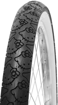 Hello Kitty Tire