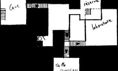 Plan du scénario l'Heure du Cygne