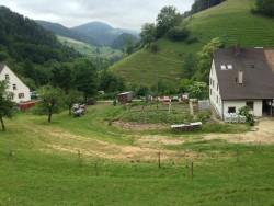 View of Hof Waldenstein
