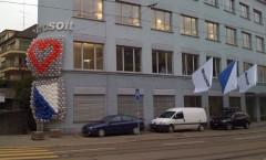 Microsoft in Zürich