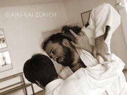 Irimi Nage Ⓒ Aikikai Zürich