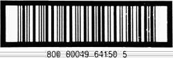 ITF-14 Code – 80000049641505