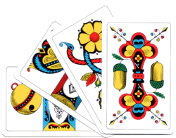 Swiss Jass Cards