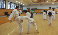 Photo de l'examen de Kempō