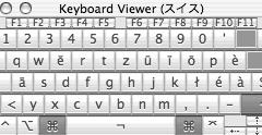 Mon clavier à moi