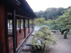 kikugetsu tei - tea house