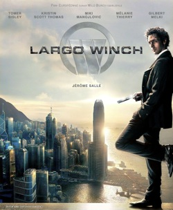 Largo Winch - Couverture